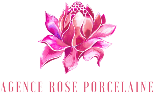 Rose Porcelaine