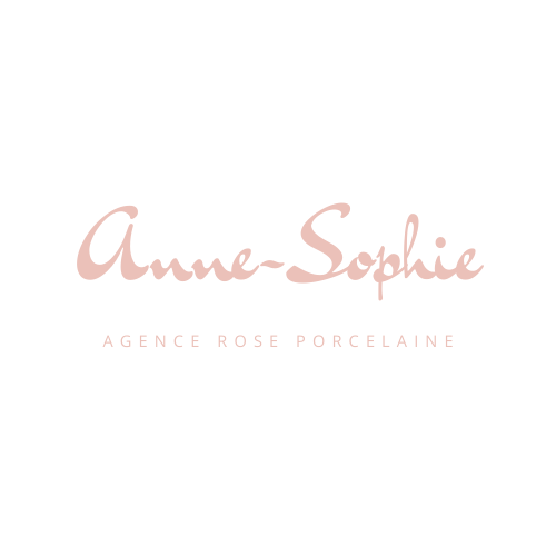 Anne-Sophie Carron. Rose porcelaine Wedding planner ile de france la réunion